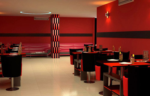 Restaurants Interior Design & Fitout works