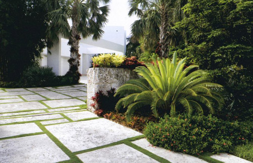 Landscape Design & Execution works