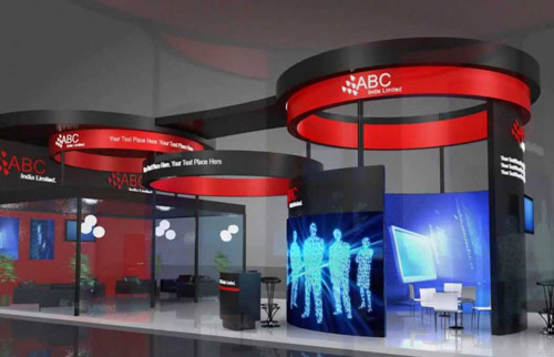 Exhibition stands Design & Built